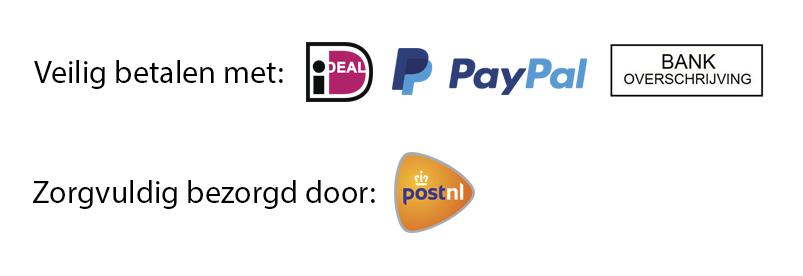 Veilig betalen en bezorgen